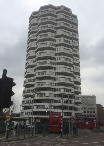 NLA Tower, No1 Croydon