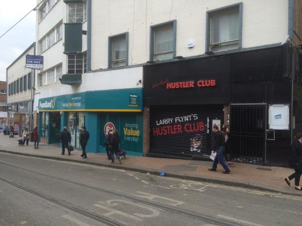 Pound Shop in Croydon