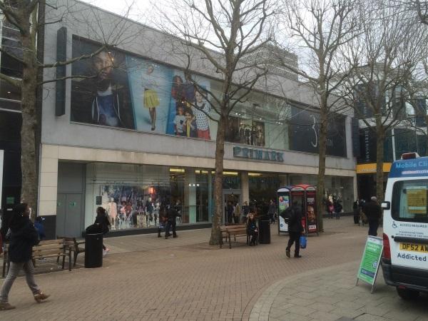 Primark Croydon